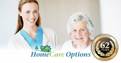 HomeCare Options 62nd Anniversary Dinner